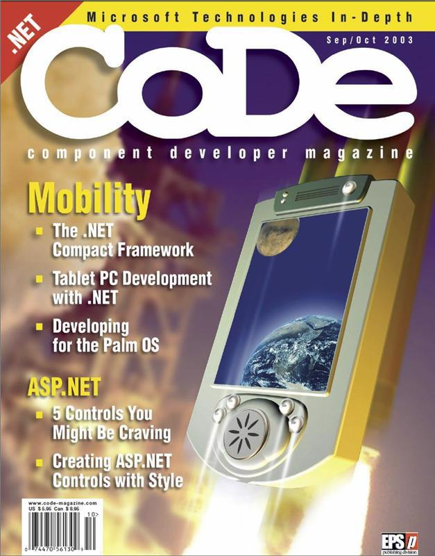 Mobile CODE NET: Exploring the  NET Compact Framework