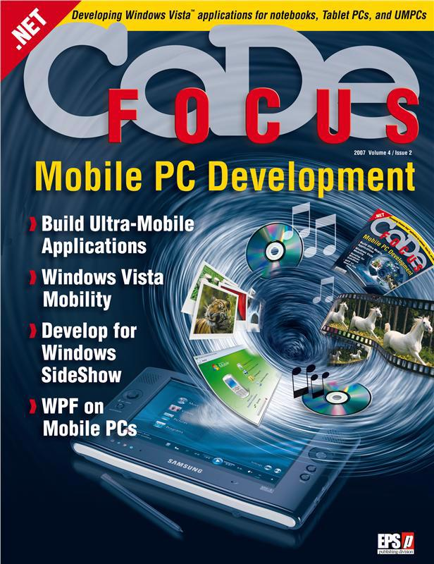 Developing Windows Vista Applications for the Ultra-Mobile
