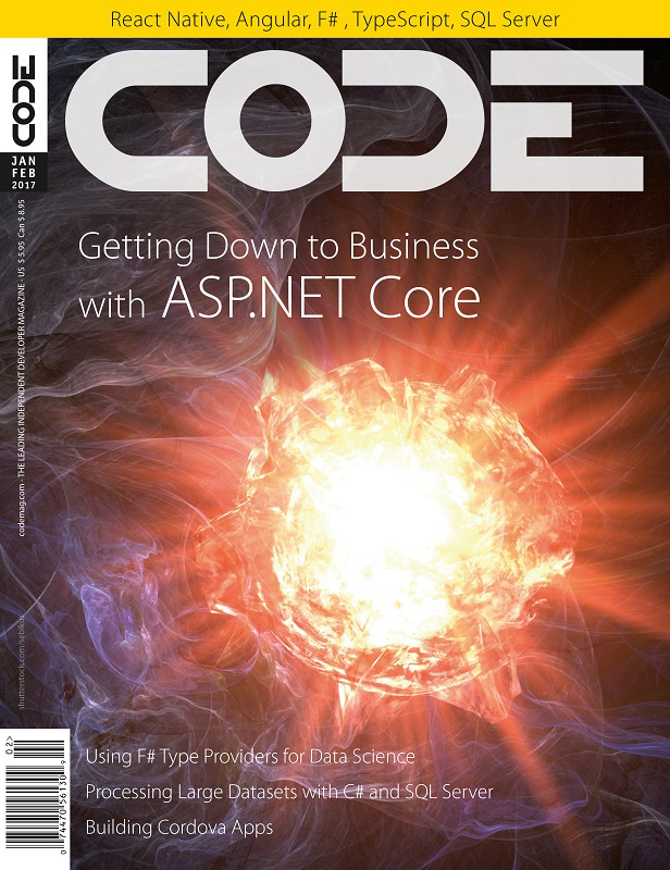 ASP NET Core API Service - Getting Down to Business Building