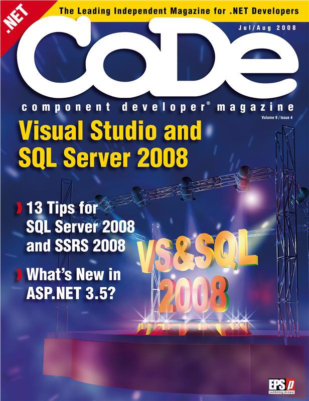 The Baker's Dozen: 13 Tips for SQL Server 2008 and SSRS 2008