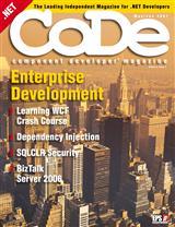CODE Focus Magazine - 2007 - Vol. 4 - Issue 2 - Mobility
