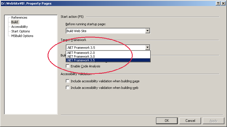 What's New in ASP NET 3 5?