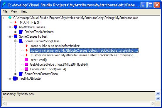 Defining and Using Custom Attribute Classes in C#