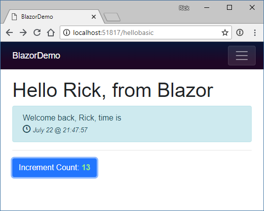 Web Assembly and Blazor: A Glimpse Into One Possible Future for Web