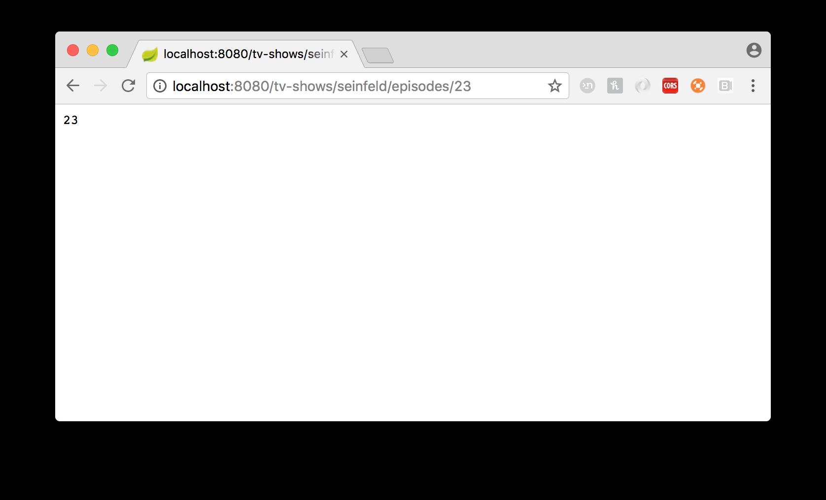 Kitura for Using Swift on the Server