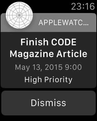 Get Started Developing an App for the Apple Watch Using
