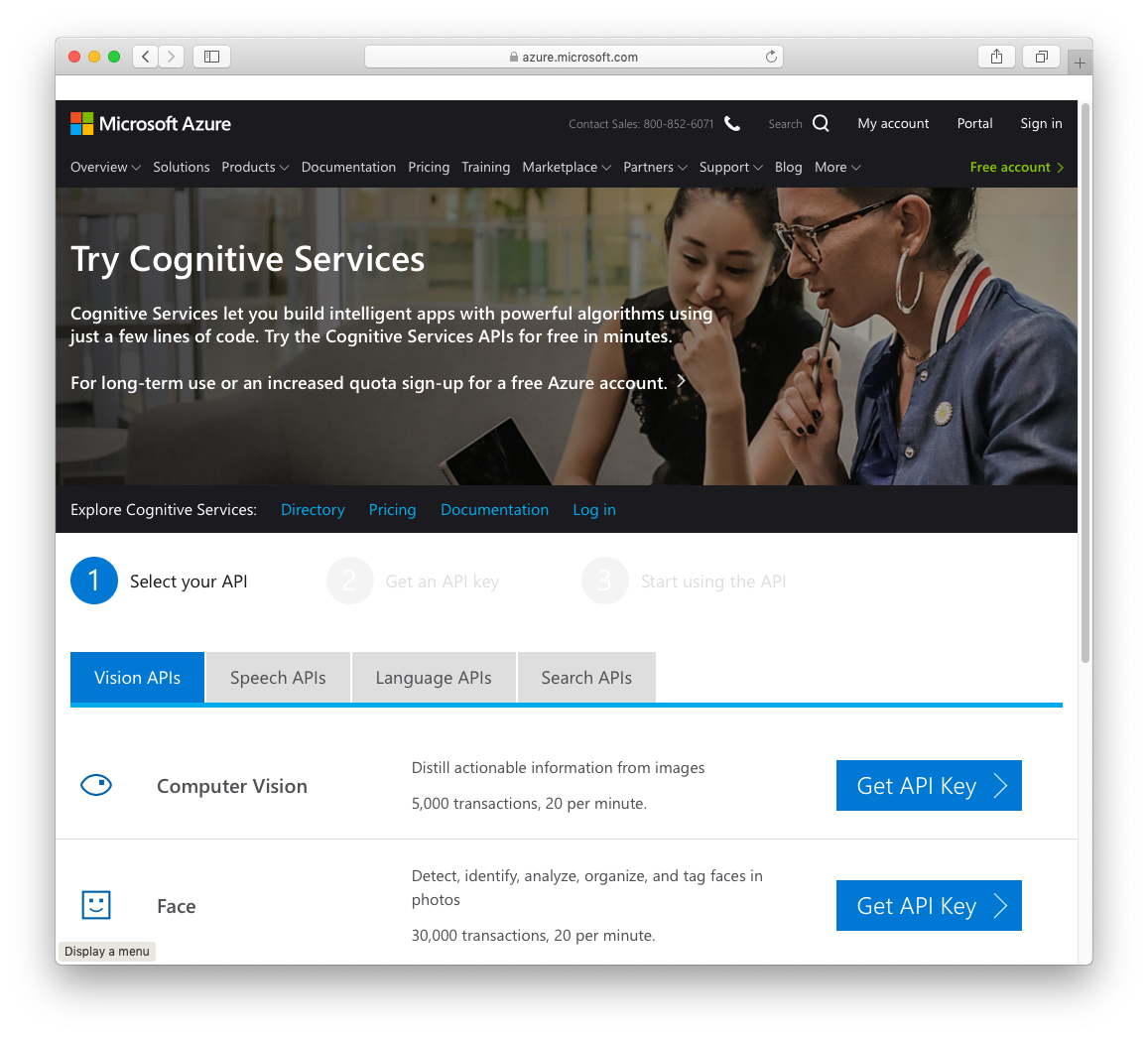 Introduction to Artificial Intelligence Using Microsoft Cognitive