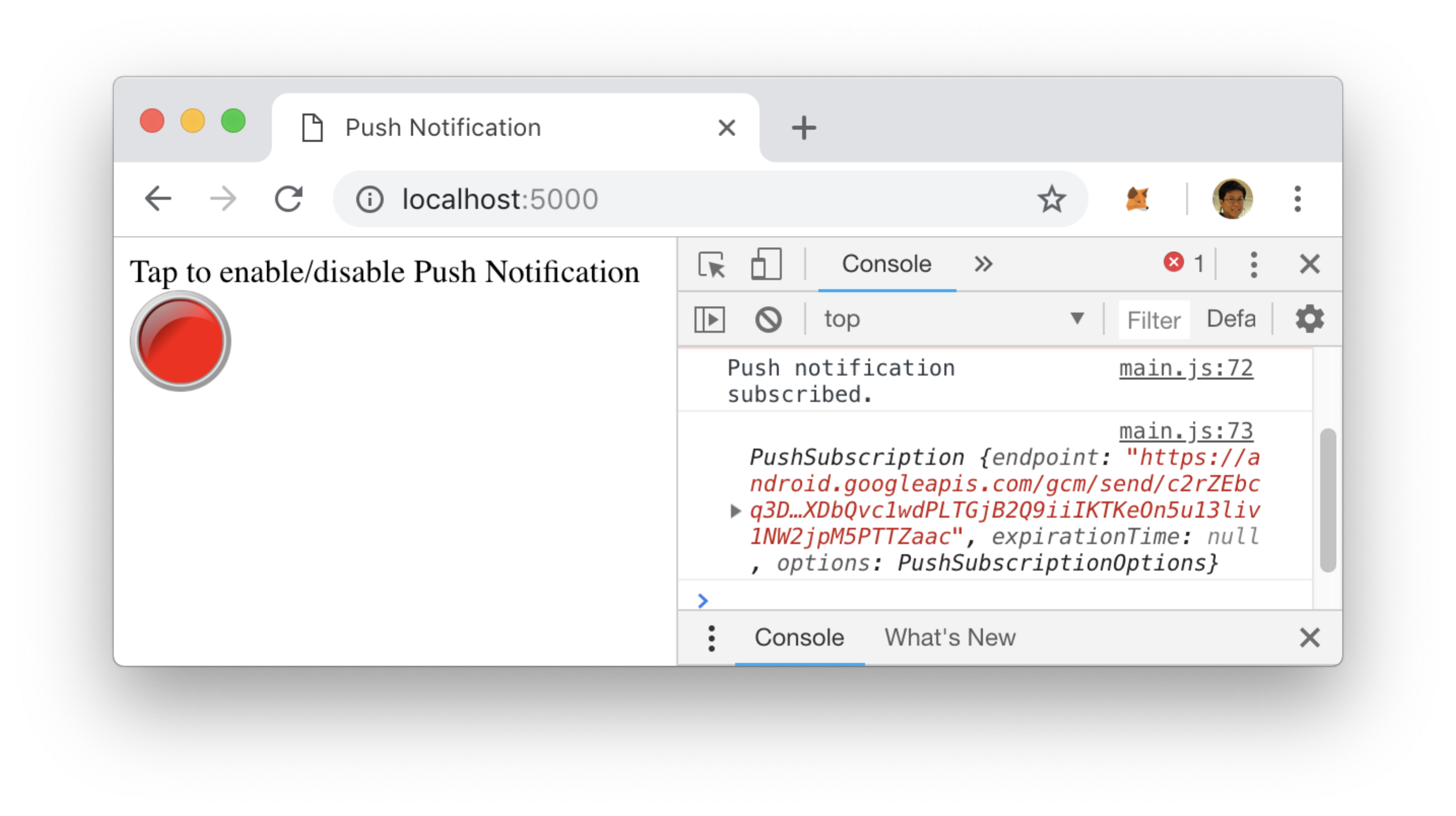 Implementing Push Notifications in Progressive Web Apps