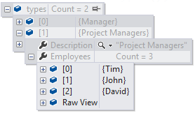 Using the WPF Tree View with Multiple Levels