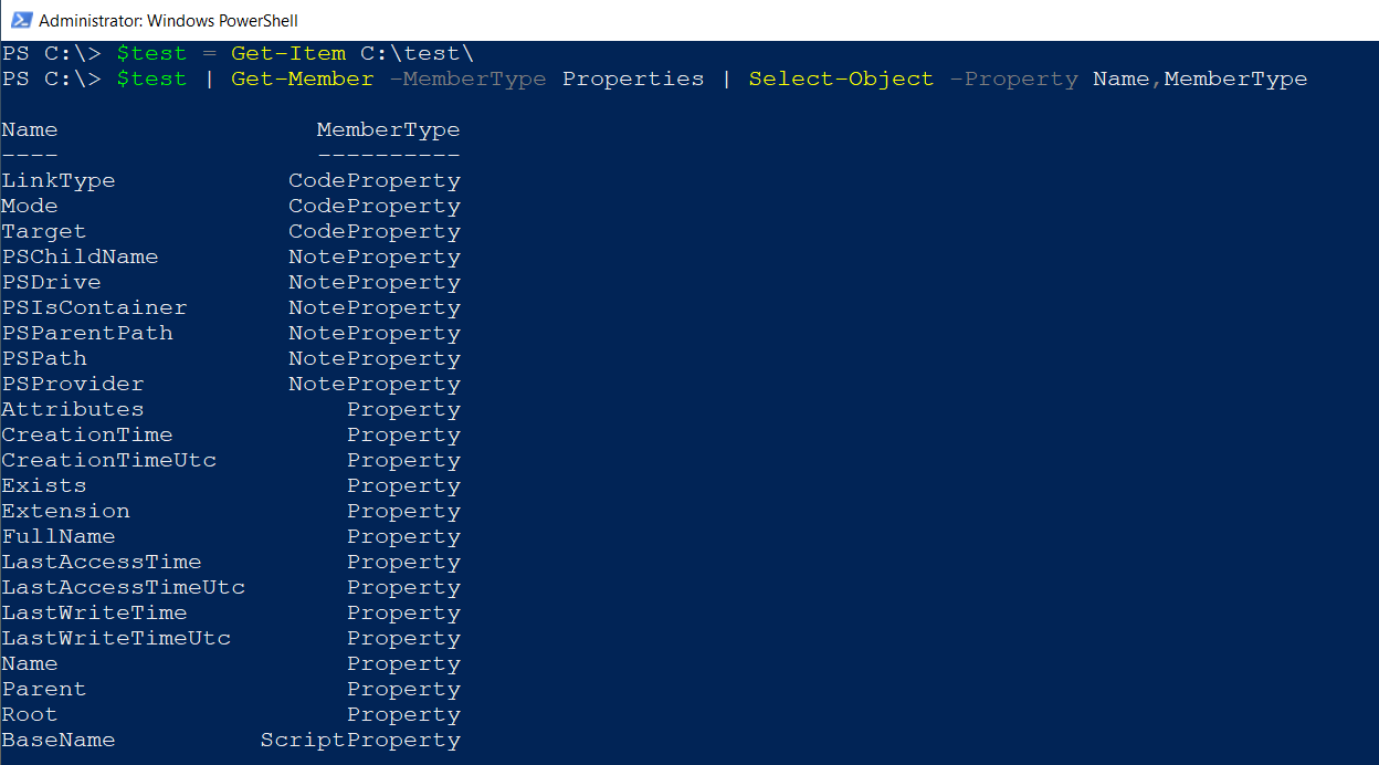 Five PowerShell cmdlets for Beginners
