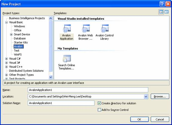 An Overview of Windows Presentation Foundation