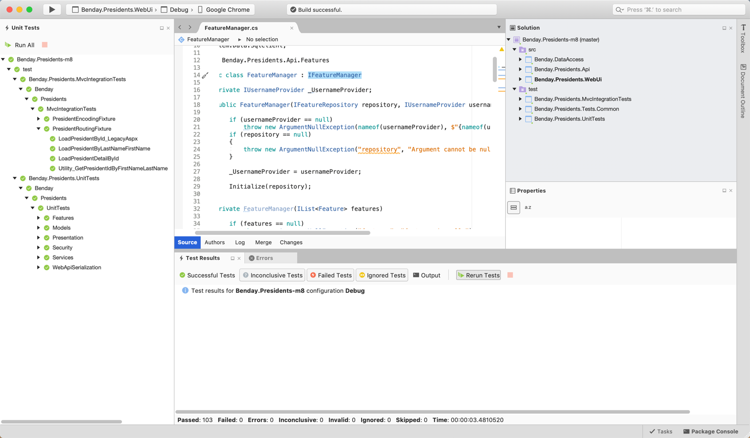 Macos building xamarin mac app fully in visual studio software