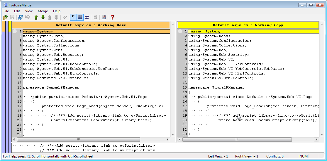 Setting Up and Running Subversion and Tortoise SVN with