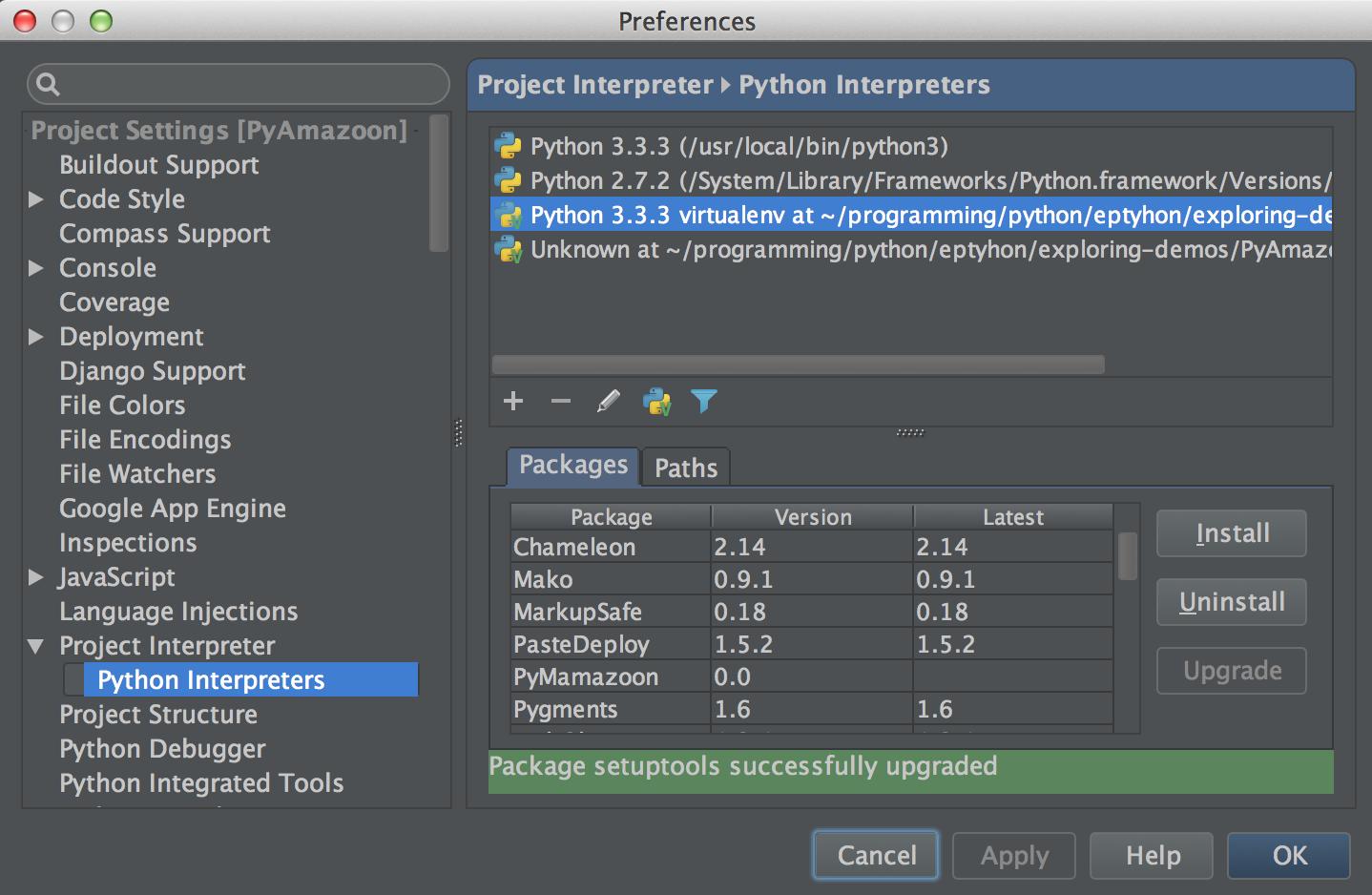 Python for C# Developers