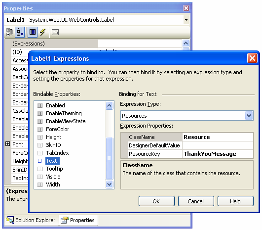 Localizing ASP.NET 2.0 Applications