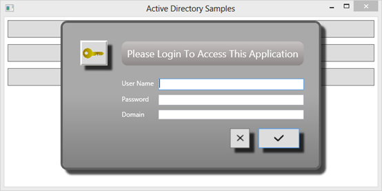 Active directory vb code and examples 3.