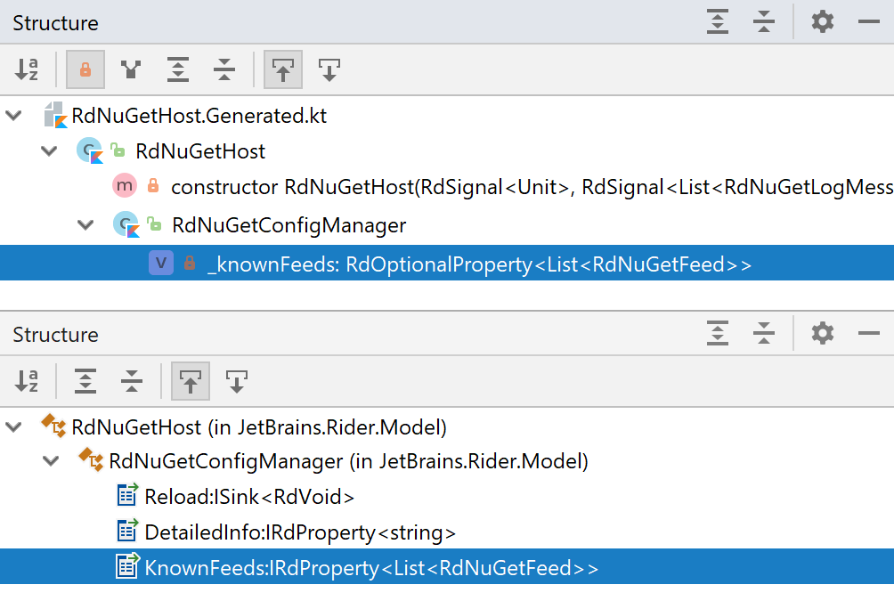 Building a  NET IDE with JetBrains Rider