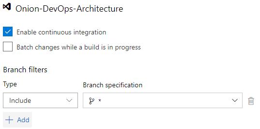 A Professional-Grade Configuration for Azure DevOps Services