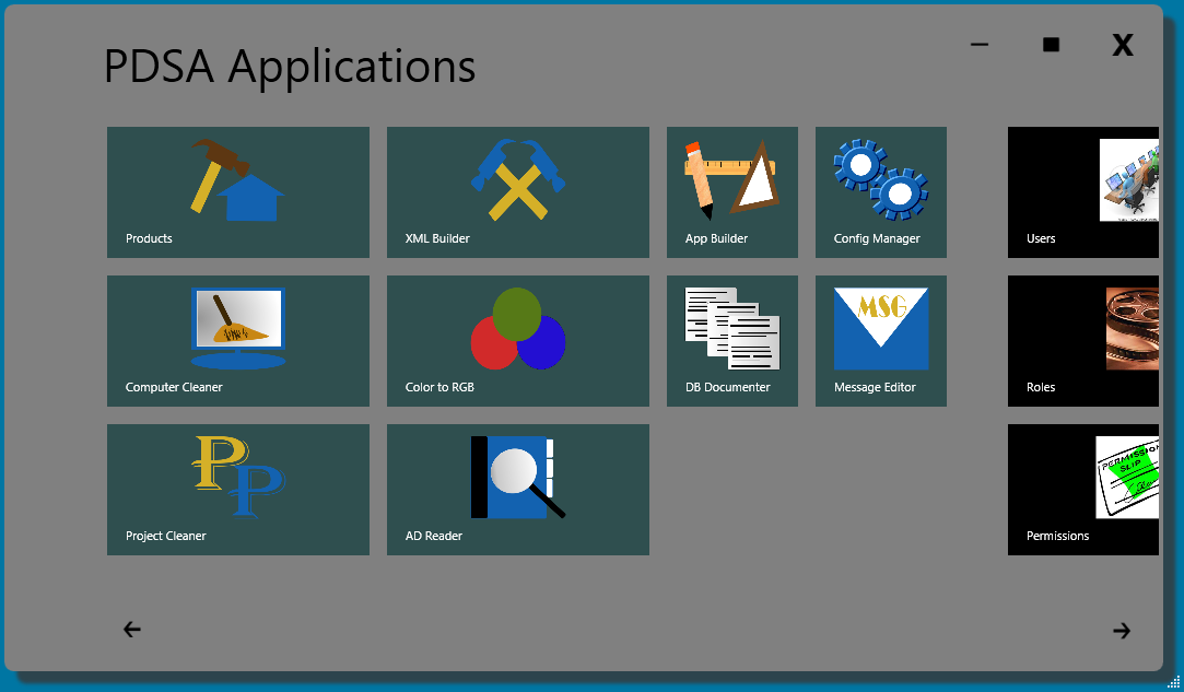 A Windows 8 Look and Feel for WPF, Part 1