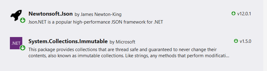 Newtonsoft Json Byte Array