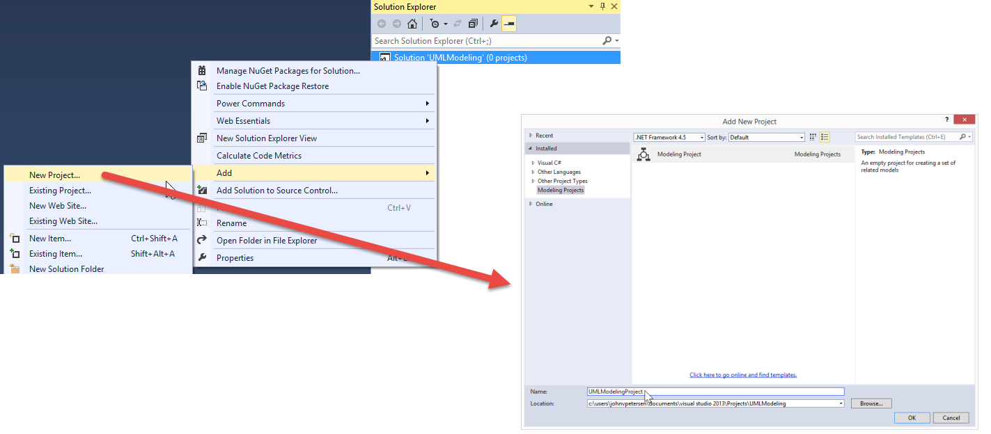 The Simplest Thing Possible: Understanding the Visual Studio