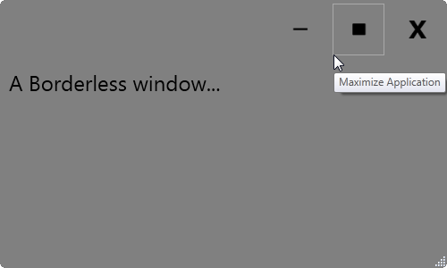 A Windows 8 Look and Feel for WPF, Part 3
