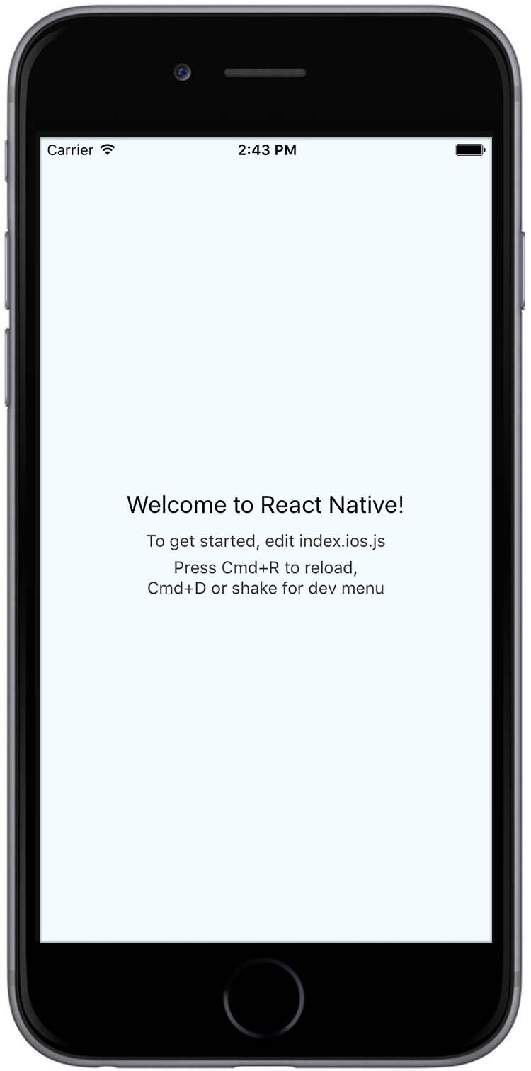 React Native Cross-Platform Mobile Applications