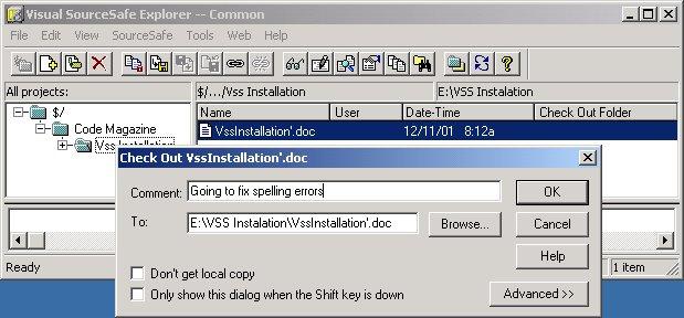 Visual sourcesafe 2005 download crack maaktiv.