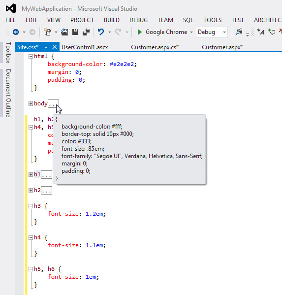 What's New in ASP NET 4 5 and Visual Studio 2012