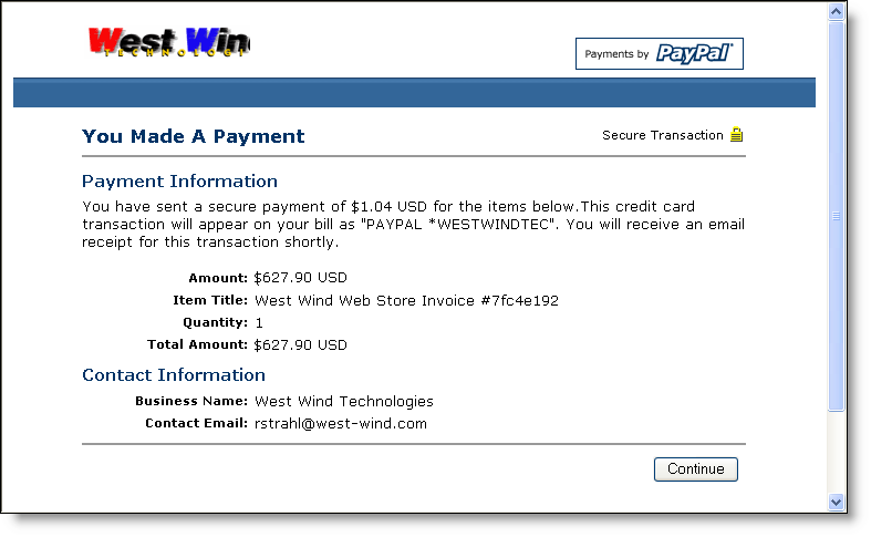 Integrating PayPal Into ECommerce Applications With ASPNET - What is paypal invoice buy online pickup in store same day