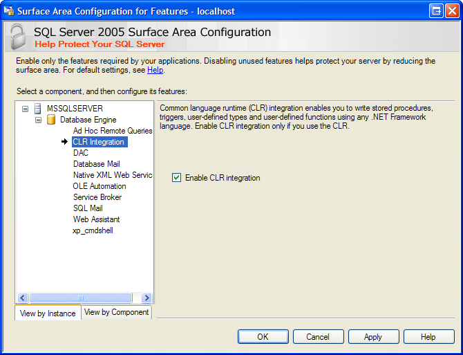 Security in the CLR World Inside SQL Server