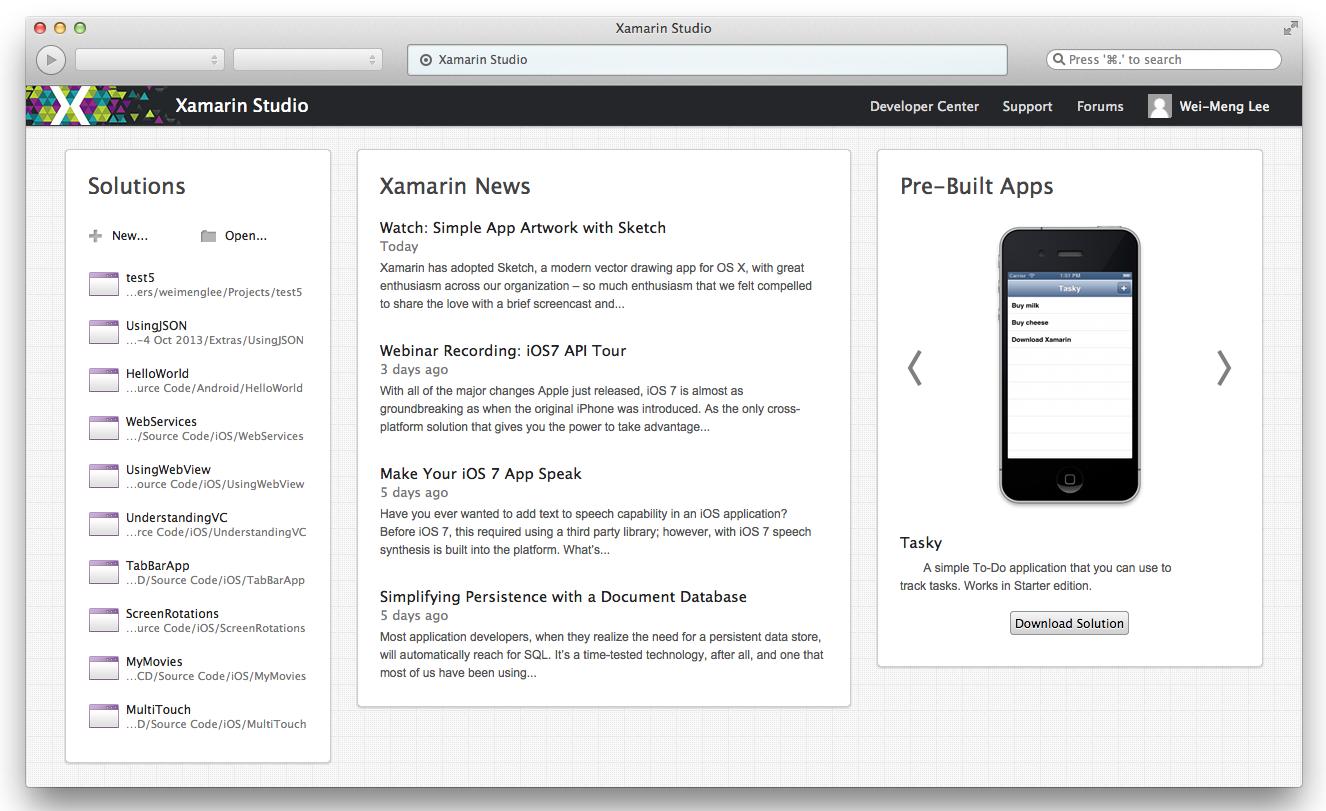 Developing Cross-Platform Mobile Apps using Xamarin