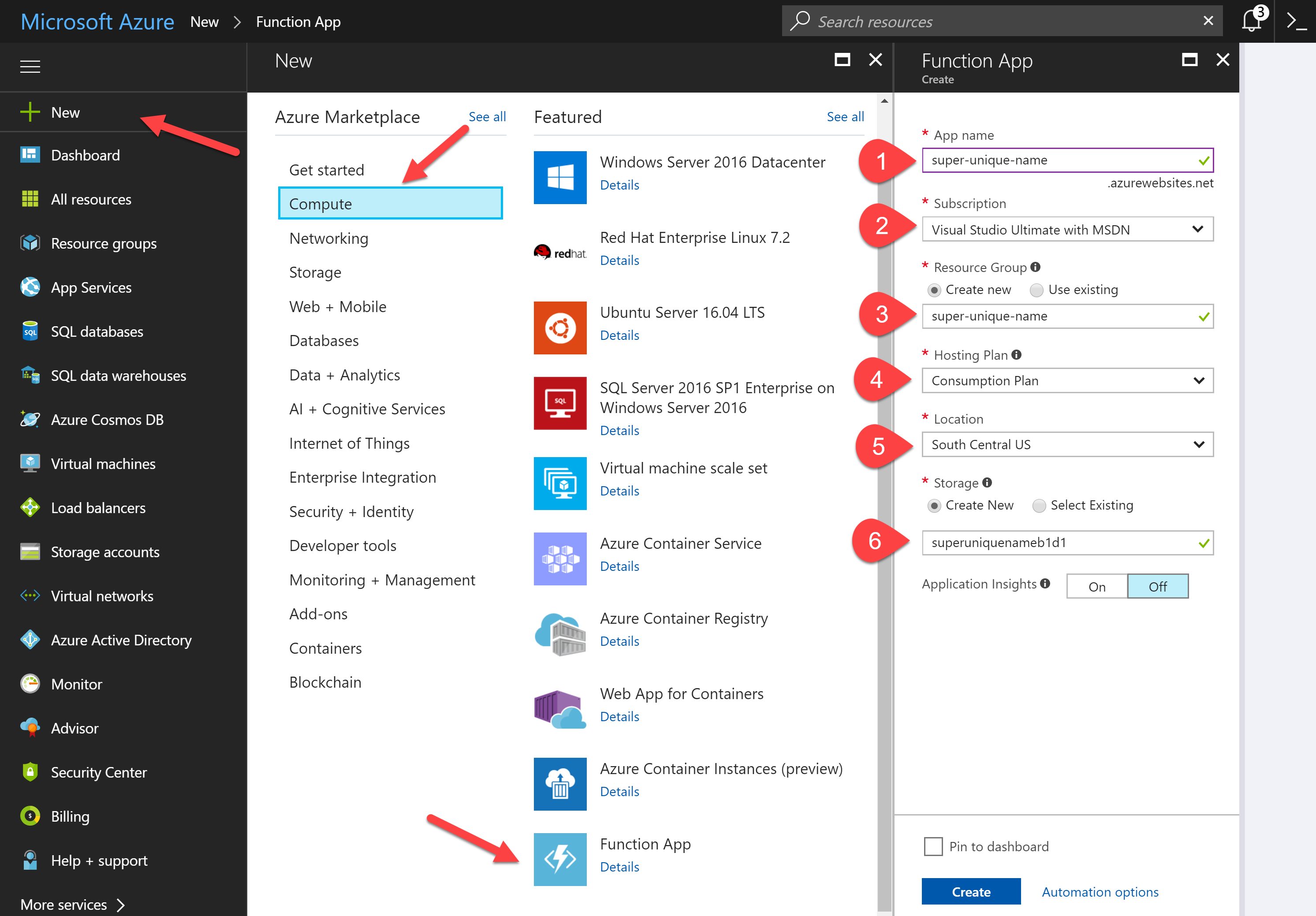 Azure Functions - Digging into Azure Functions: It's Time to
