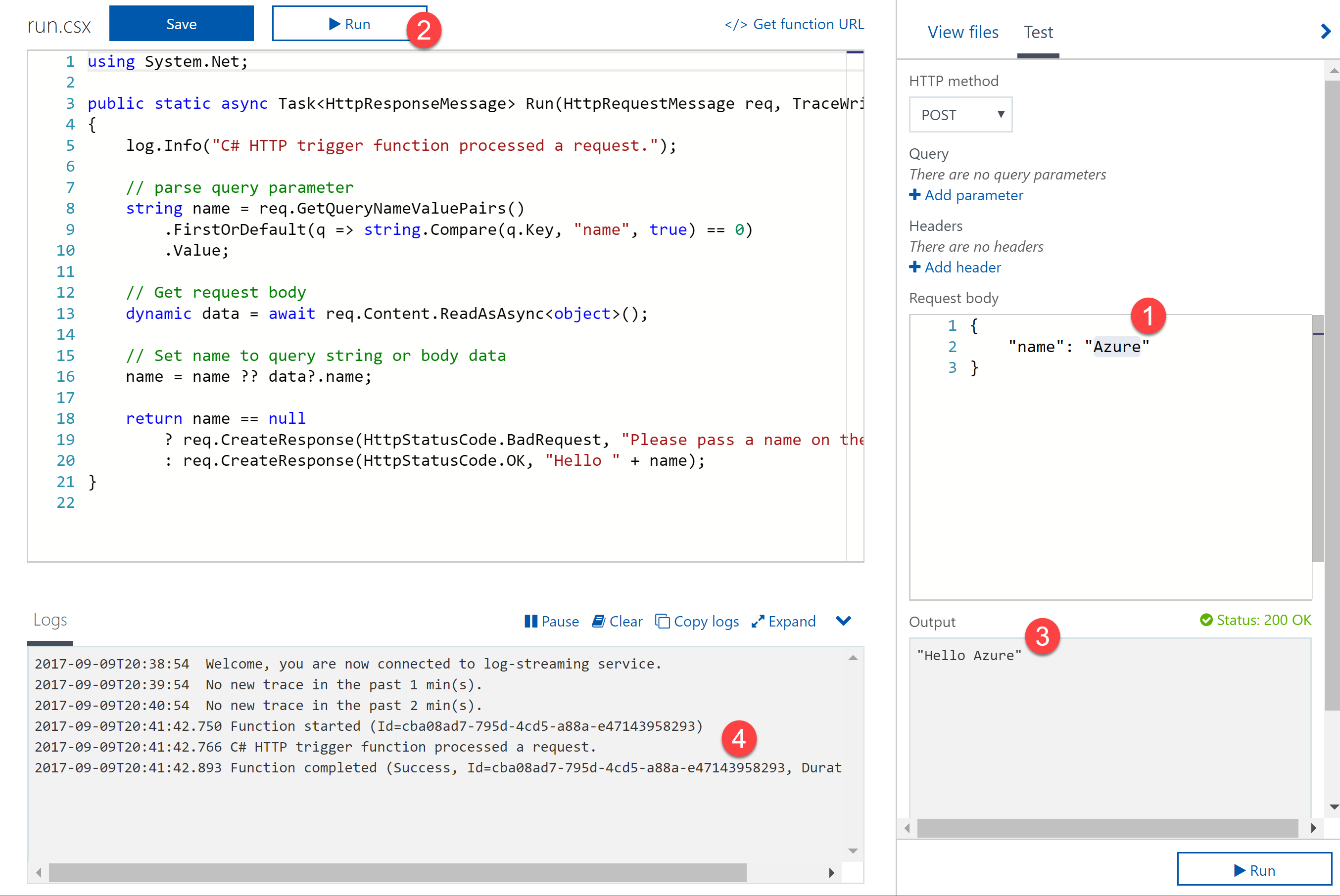 Azure Functions - Digging into Azure Functions: It's Time to Take