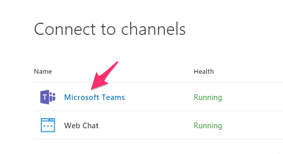 Create a Bot to Use in Microsoft Teams Using the Microsoft Bot Framework