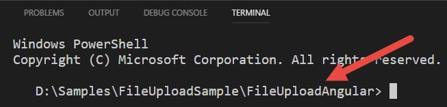 Upload Small Files to a Web API Using Angular