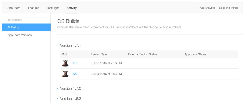 TestFlight - iOS Application Beta Testing Article