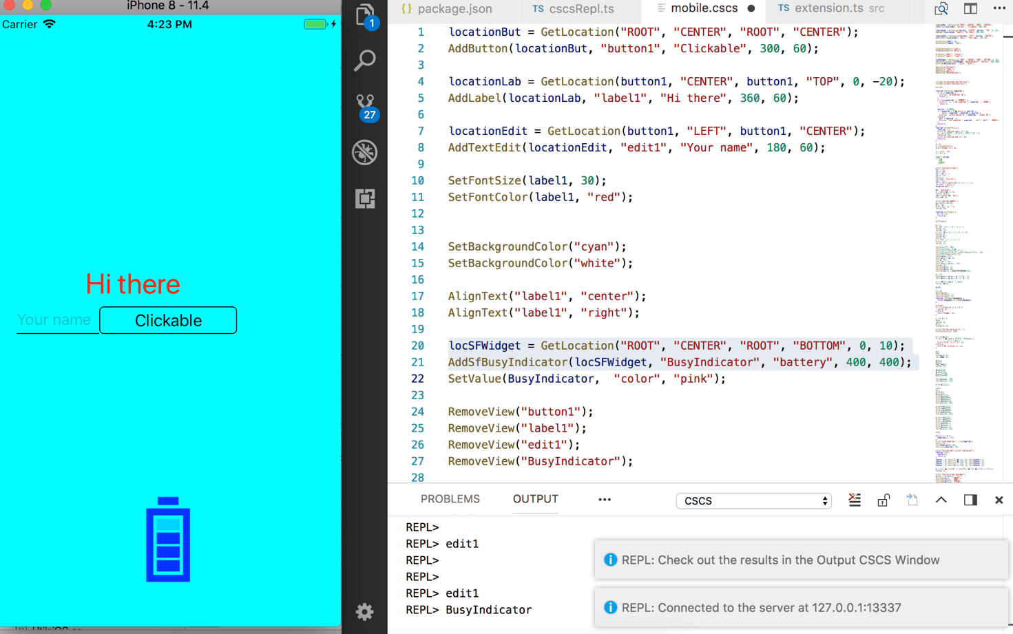 Write Your Own Debugger and Language Extensions with Visual