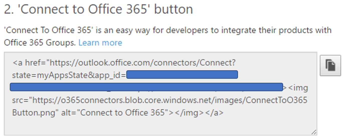 Office 365 Connectors and WebHooks: Part 1