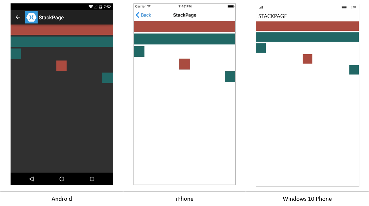 Use Xamarin Forms Layout and Views to Build Adaptive User Interfaces