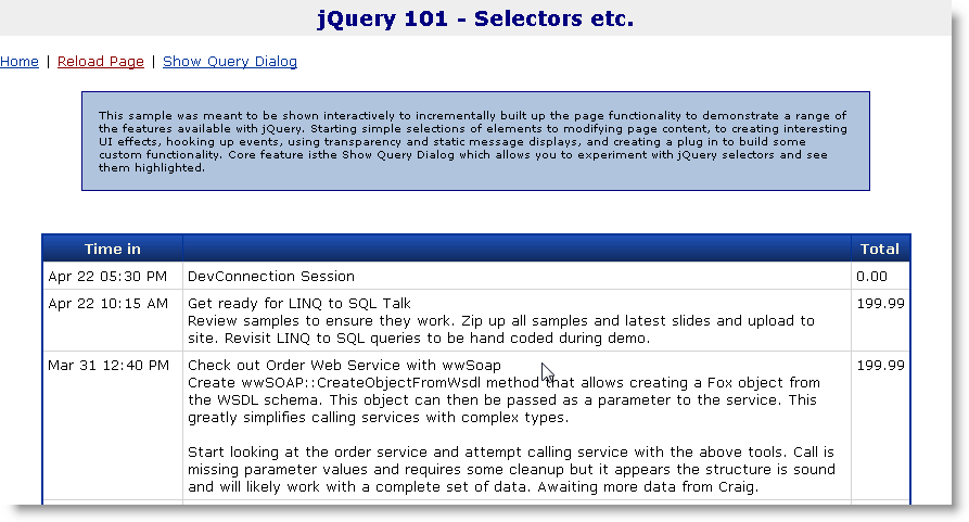 An Introduction to jQuery, Part 1