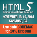 HTML5 Communications Summit