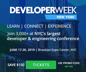 Developer Week NY